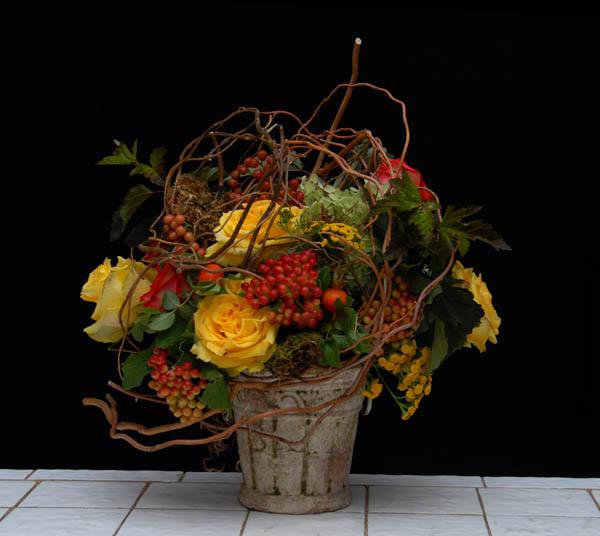 floralschool: floral design day
