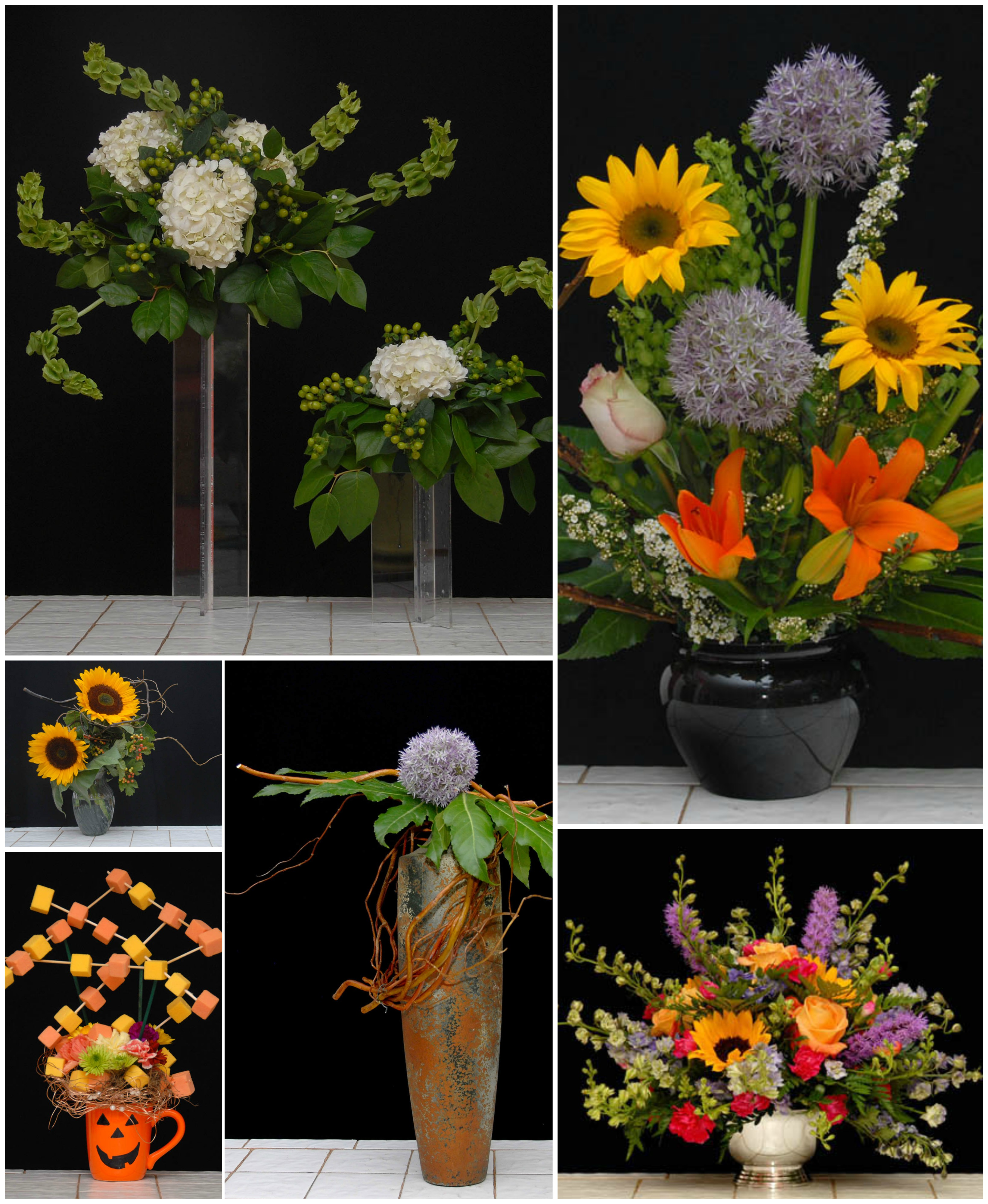 Cheap Flower Arrangement Perfect Artificial Flowers Silk
